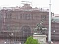 Casa Rosada is being restored