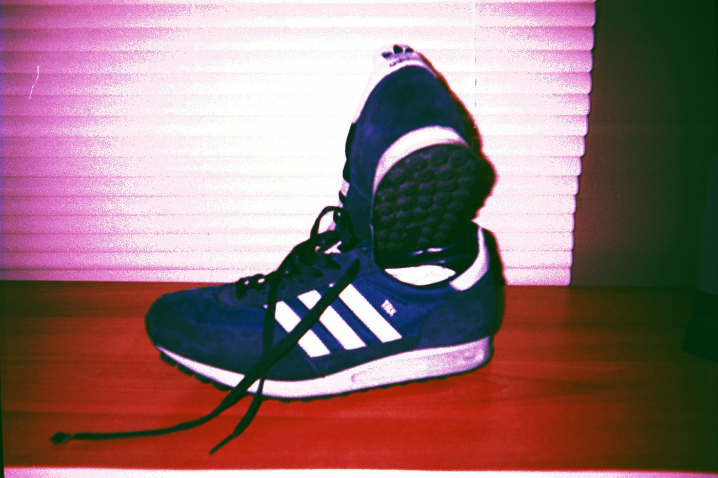 Legendary adidas TRX (1997 re-issue)