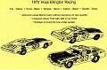 1972 Hoss Ellinton owned cars  Ref  100