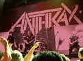 Anthrax - May 12, 2015