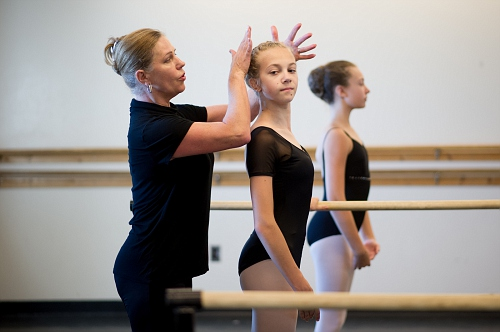 Brighton Ballet Practice DG-11