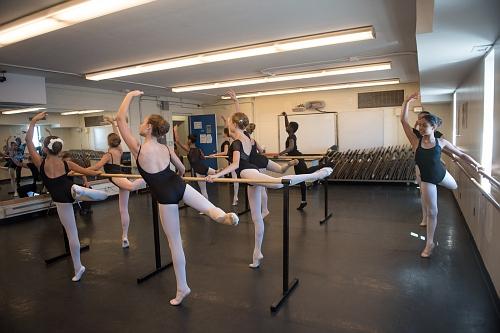 Brighton Ballet Practice DG-34