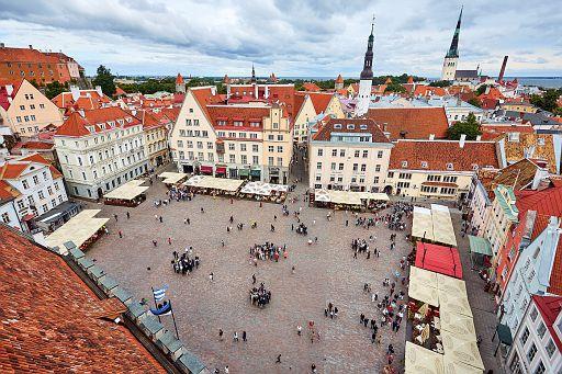 Tallinn, Estonia.