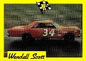 1991 K & M Sports Legends Wendell Scott #WS02 (1)