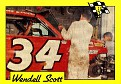 1991 K & M Sports Legends Wendell Scott #WS08 (1)