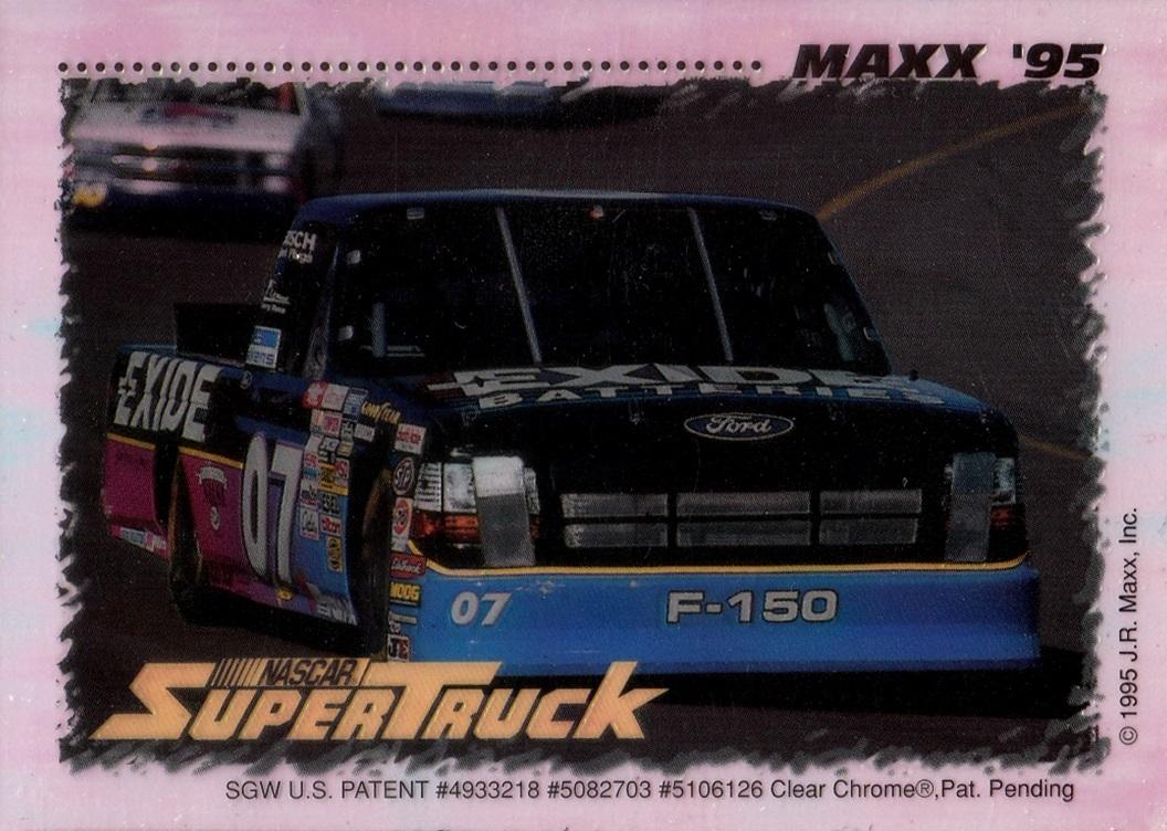 1995 Maxx Crown Chrome SuperTruck #08 (1)