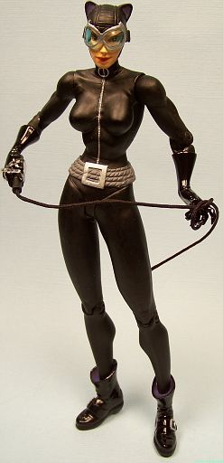 Catwoman (leather costume)
