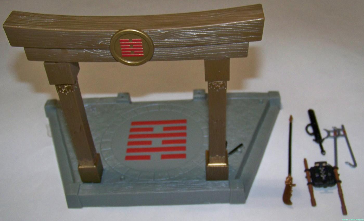 Ninja Battles base