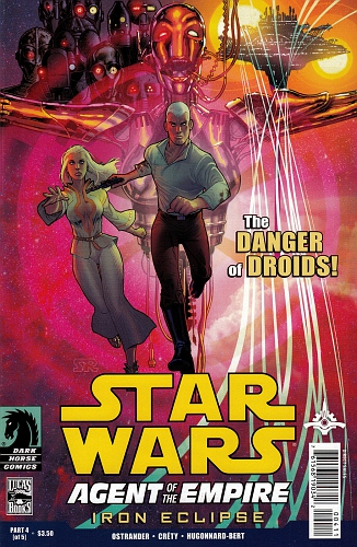 Agent of the Empire Iron Eclipse #4