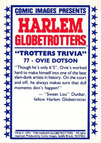 1992 Harlem Globetrotters #77 (2)