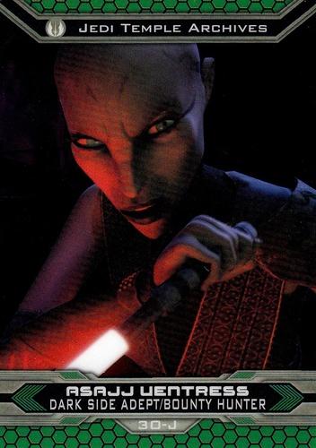 Chrome Perspectives Jedi vs  Sith #30J (1)