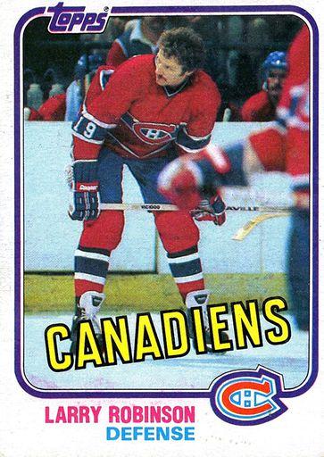 1981-82 Topps #31 (1)
