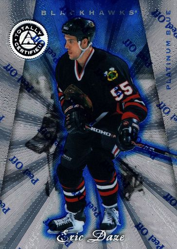 1997-98 Totally Certified Platinum Blue #122 (1)