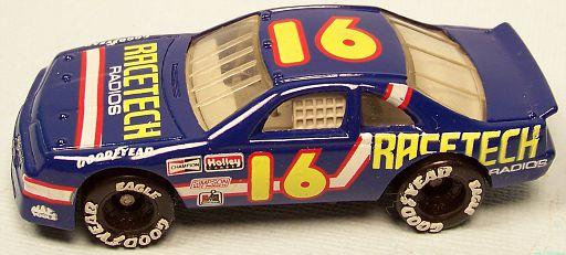 #16 Racetech Radios Ford (NASCAR wheels)