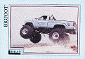 1988 Leesley Bigfoot #058
