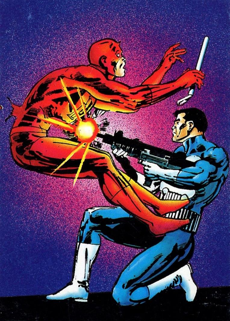 1992 Punisher War Journal #23 (1)