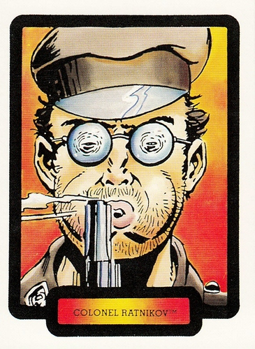 1987 Comic Images GI Joe #08 (1)