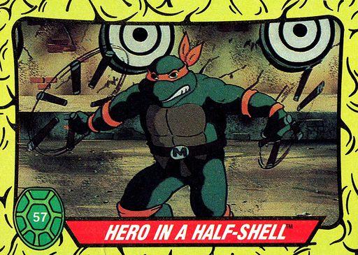 1989 Teenage Mutant Ninja Turtles #057 (1)