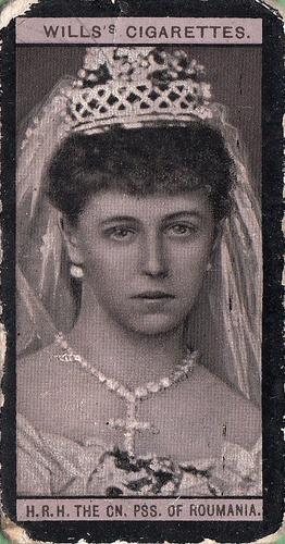 1908 Wills European Royalty #030 (1)