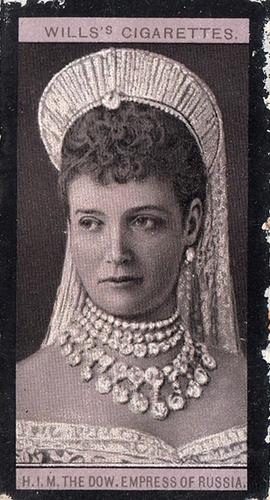 1908 Wills European Royalty #043 (1)
