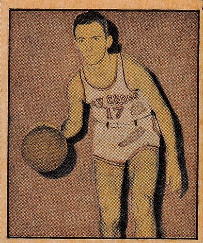 1951 Berk Ross Hit Parade of Champions #1-11 (1)