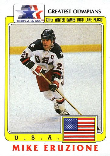 1983 Topps Greatest Olympians #36 (1)