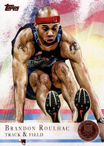 2012 Topps US Olympic Tea & Hopefuls Bronze #097 (1)
