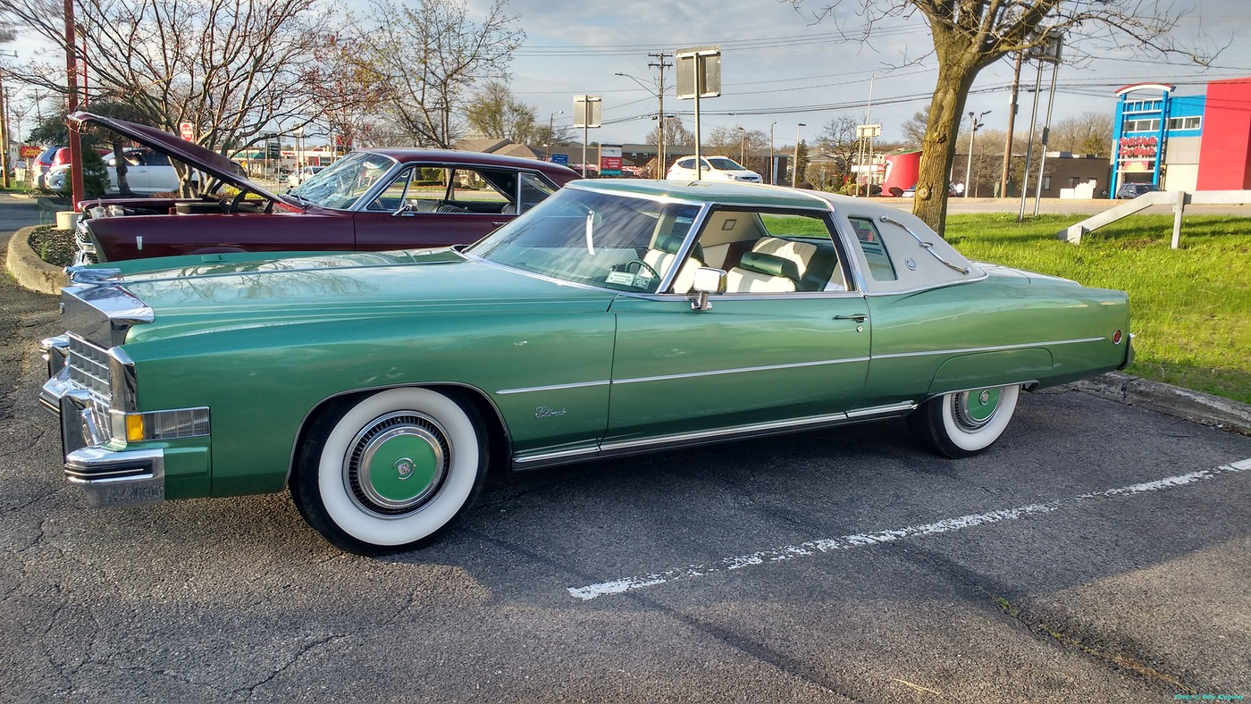 1973 Cadillac El Dorado