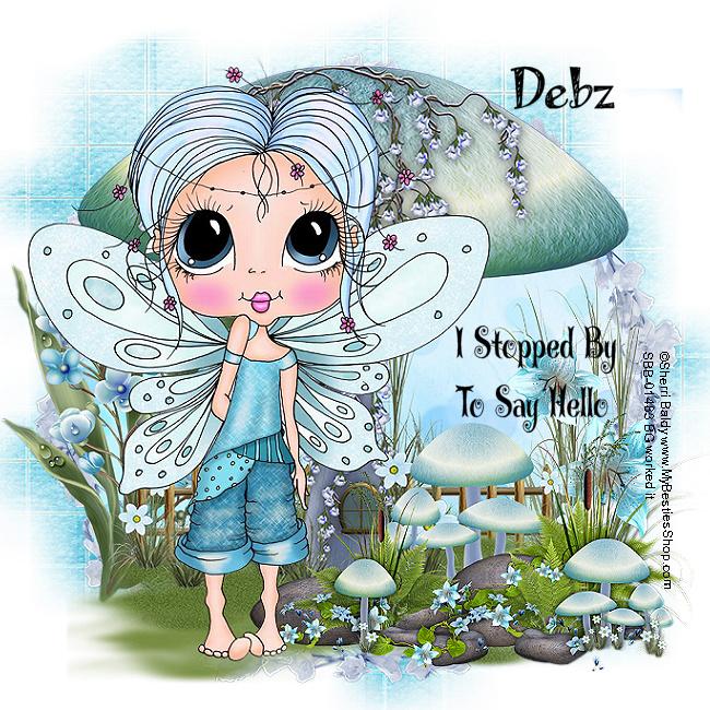 ARTIST OF THE DAY Debzph17-vi