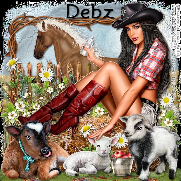 SHOW OFF ANIMAL TAGS FarmLifeVanhekDEBZ-vi