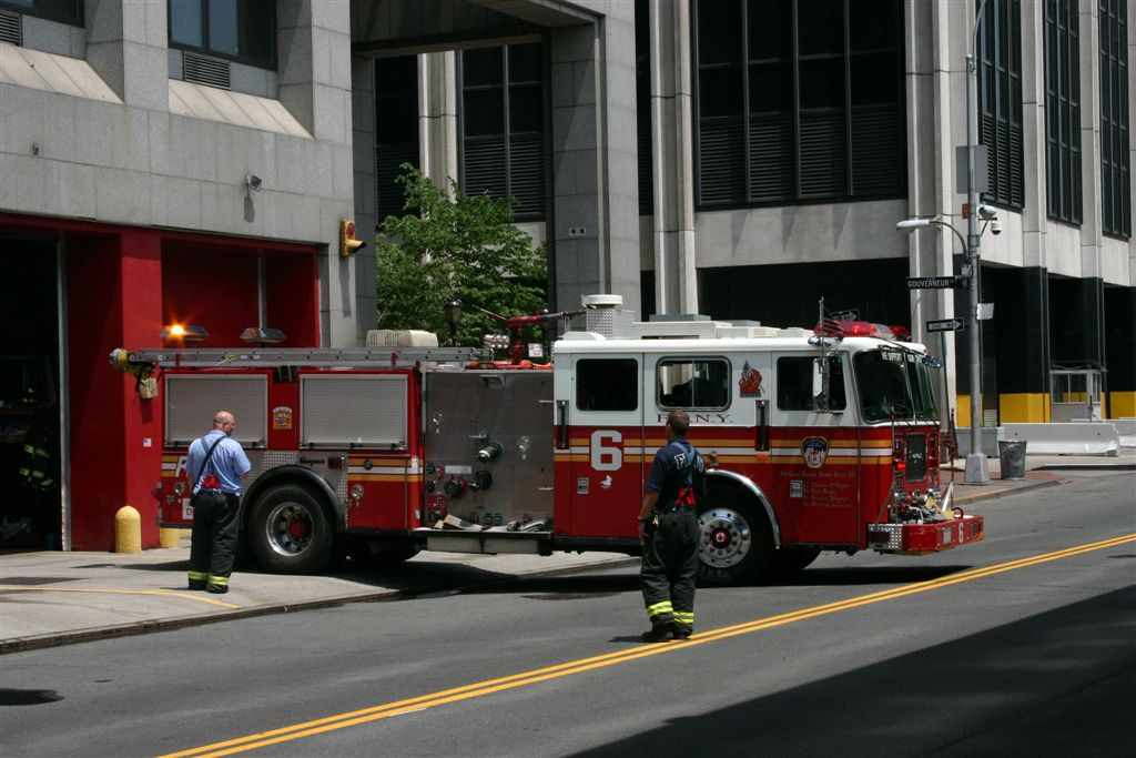 Engine 6 in 2005