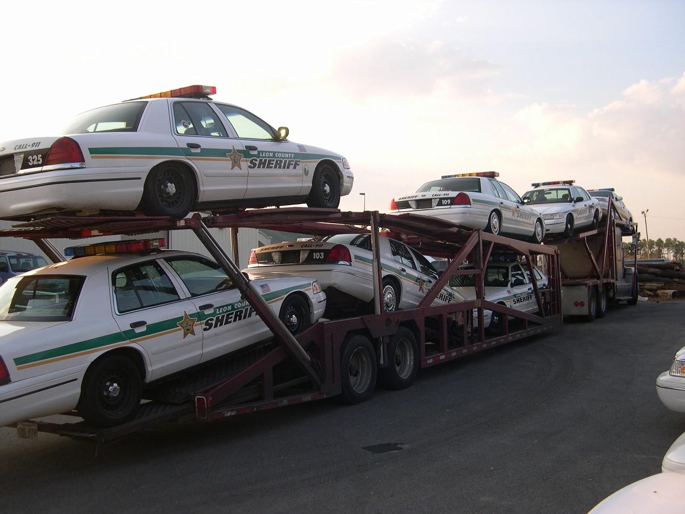 Leon County, FL, Sheriff units