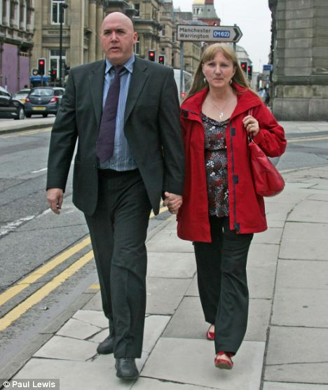 Facing trial: Christian hoteliers Ben and Sharon Vogelenzang believed the religious discussion was reasonable and deny their comments were threatening