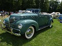 1939 Plymouth P-8 Convertible Sedan by Hercules owned by Dick and Joyce Thams