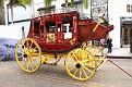 1908 Wells fargo wagon owned by Wells Fargo Bank