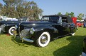 1940 Lincoln Continental cabriolet owned by Ken Tibbot DSC 4569