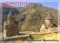 VAYOTS DZOR - Noravank Monastery