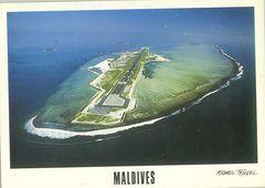 Maldives - International Airport