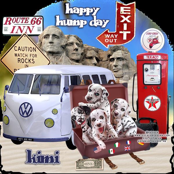 Joanne's Mailbox Eskada_Happy_Hump_Day_Kimi-vi