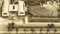 Vue aérienne du théâtre de Verdure