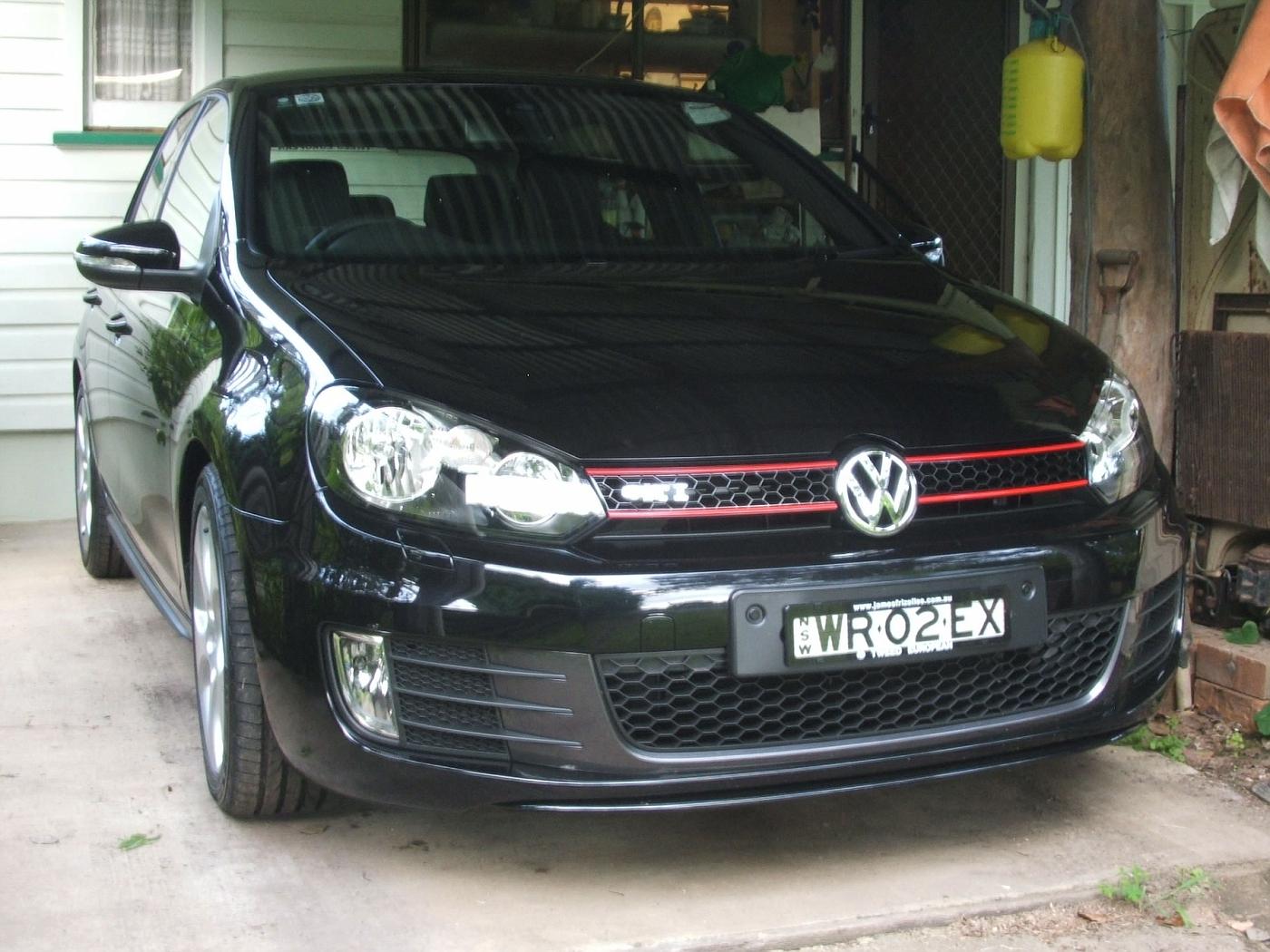 Volkswagen Gti 2010 4 Door. 2010 Golf GTI MkVI DBP