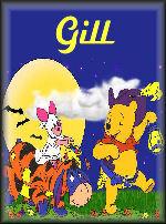 Pooh, Piglet & EeyoreGill