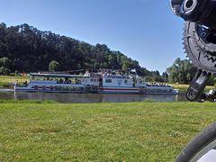 Weserschiff Holzminden