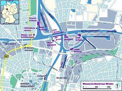 Wasserstraßenkreuz Minden