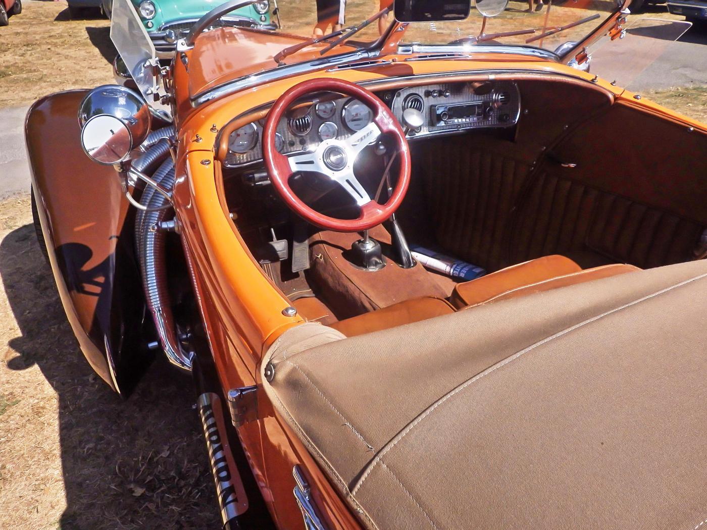 Auburn Boat Tail Speedster