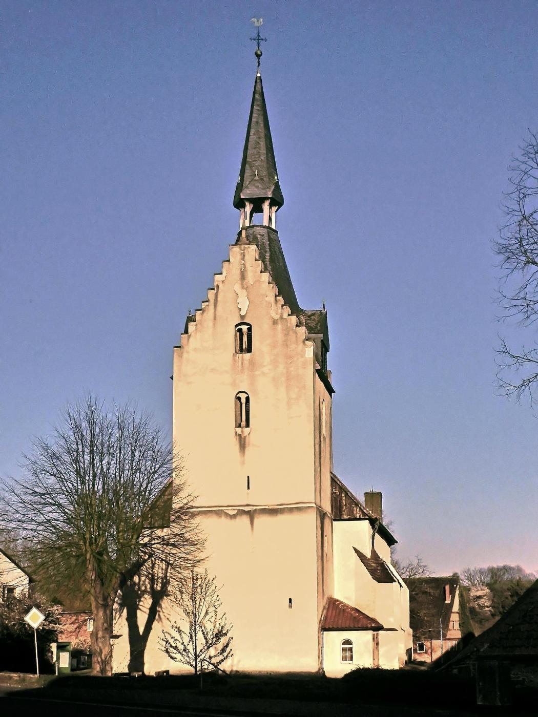 Evangelische Kirche Wöbbel