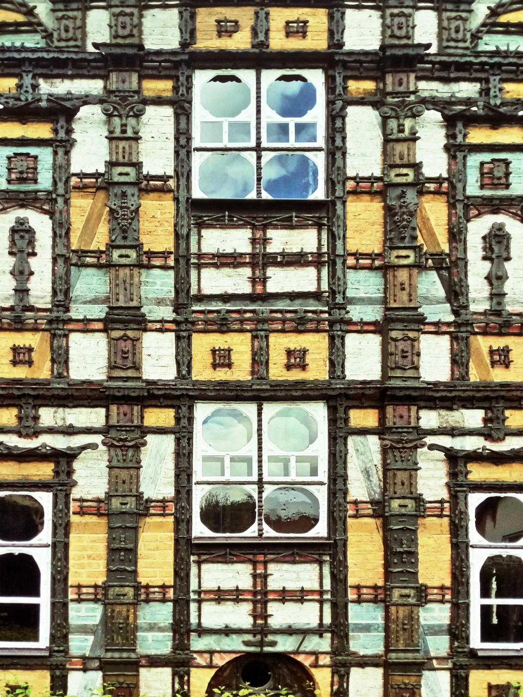 Fassade Junkerhaus