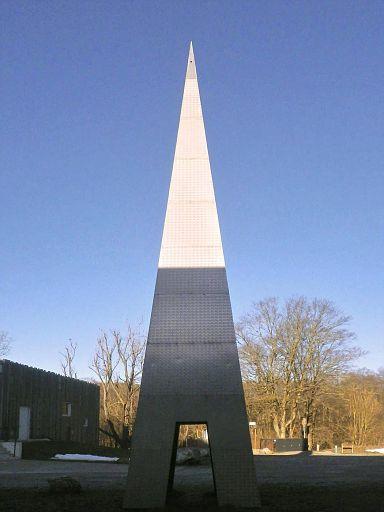 Sternenhimmel-Pyramide