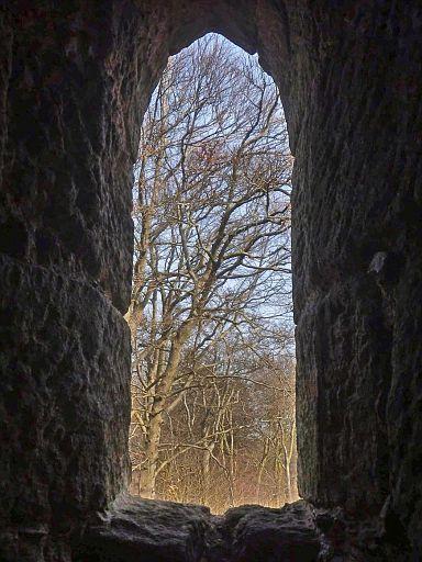 Fenster des Moltketurms