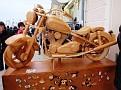 Harley legno